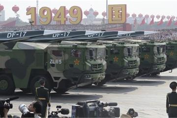 """Đến lượt NATO """"ớn lạnh"""" trước sức mạnh quân sự Trung Quốc"""