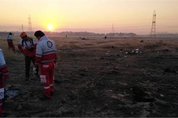 Sốc: Toàn bộ 167 người trên chiếc Boeing 737 rơi ở Iran đã thiệt mạng