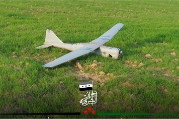 Đang giám sát lệnh ngừng bắn ở Idlib, UAV Nga bị phiến quân Syria bắn rụng?