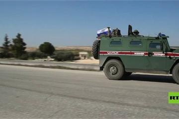Thổ Nhĩ Kỳ nhất quyết không rút quân, quân đội Nga tăng cường hoạt động ở Syria