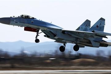 Vì sao Nga không điều Su-35 đối đầu tiêm kích và UAV Thổ Nhĩ Kỳ ở Syria?