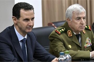 """Mỹ """"hạ đòn"""" với Bộ trưởng Quốc phòng Syria, tiếp tục ngáng đường quân đội Nga"""