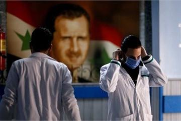 Syria xác nhận ca đầu tiên mắc Covid-19, đóng cửa chợ, quân đội nâng mức cảnh báo