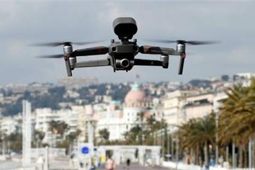 Tránh để cảnh sát mắc Covid-19, Mỹ tính dùng UAV Trung Quốc giám sát lệnh phong tỏa