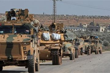 Thổ Nhĩ Kỳ kéo hệ thống phòng không Mỹ tới Syria, 'chảo lửa' Idlib lại sắp bùng cháy