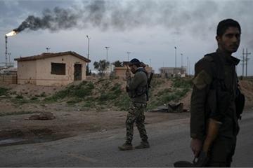 Bất ngờ bị phục kích ở Syria, lính Mỹ mất mạng, thủ phạm chưa lộ diện