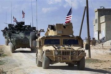"""Thổ Nhĩ Kỳ """"tiền hậu bất nhất"""", Mỹ tăng viện vũ khí và binh lính tới đông Syria"""