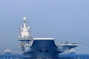 Tàu sân bay Trung Quốc bất thình lình xuất hiện, Đài Loan điều chiến hạm bám theo