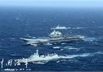 Tàu sân bay nào của Trung Quốc đang tập trận trên Biển Đông?