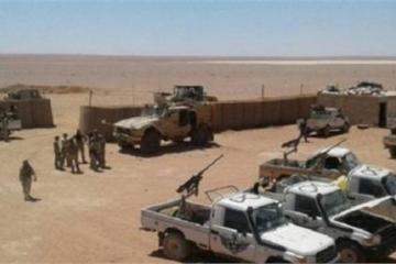 """Hành động lạ của phiến quân Syria sau quyết định """"dứt tình"""" với Mỹ"""