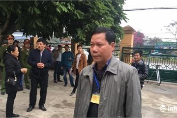 Xét xử vụ chạy thận: Cựu Giám đốc Trương Quý Dương đến tòa, BS Lương vắng mặt