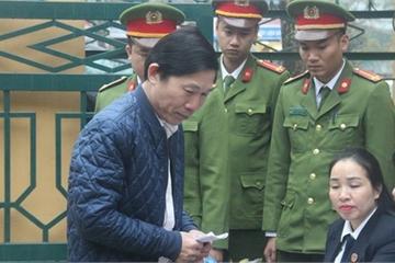 Xét xử vụ chạy thận: Trưởng phòng vật tư khai không biết hợp đồng với Thiên Sơn