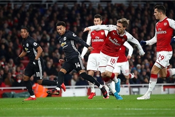 Lịch thi đấu Ngoại hạng Anh vòng 30: Arsenal có gì để tiếp đón M.U?