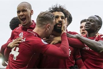 Salah rực sáng, Liverpool tiến gần đến chức vô địch hơn bao giờ hết  