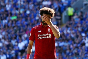 Không ghi bàn cho Liverpool, Mohamed Salah vẫn được chấm điểm cao nhất