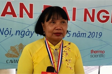GS TS Nguyễn Thị Lang: Nhà khoa học nữ thành danh với cây lúa ma