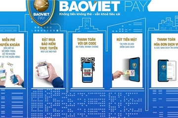 Ra mắt ứng dụng BaovietPay giúp thanh toán các loại hóa đơn, dịch vụ
