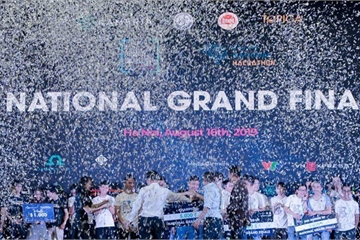 12 dự án AI xuất sắc nhất tại Vietnam AI Grand Challenge
