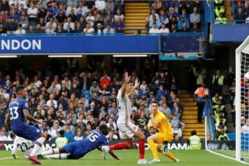 Chelsea đánh rơi chiến thắng, HLV Frank Lampard nói gì?