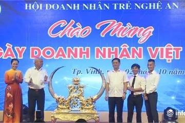 Ông chủ trúng đấu giá cặp sừng bò tót ở Nghệ An gây xôn xao trên mạng xã hội là ai?