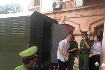 """Vụ sửa điểm thi ở Hà Giang: Hoài chỉ đạo Lương """"cứ lôi chị Chính vào"""""""