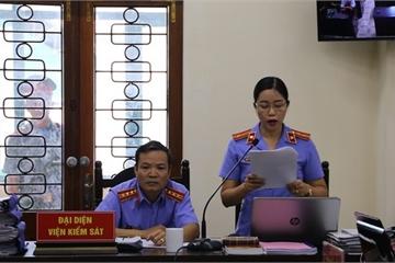 Xét xử vụ sửa điểm thi ở Hà Giang: Cựu PGĐ Sở bị đề nghị mức án tới 2,5 năm tù