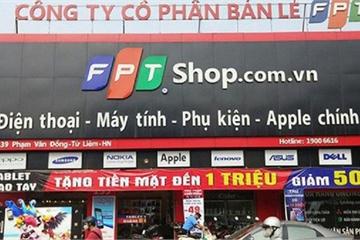 Doanh thu online của FPT Retail tăng trưởng 59,3%