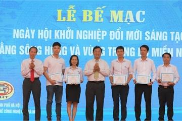 5 dự án khởi nghiệp xuất sắc nhất tại VCK Cuộc thi tìm kiếm tài năng khởi nghiệp