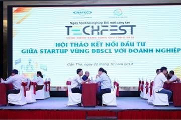 Hơn 700.000 USD đầu tư cho các startup tại Techfest vùng Đồng bằng sông Cửu Long