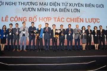 Gần 2.000 người bán hàng dự hội nghị Thương mại điện tử xuyên biên giới tại Việt Nam
