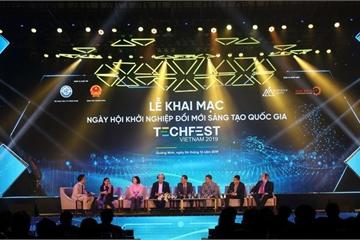 Thế giới Công nghệ Vương quốc Anh hiện diện tại Techfest Vietnam