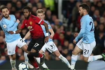 Lịch thi đấu vòng 16 Ngoại hạng Anh: Manchester City vs Manchester United