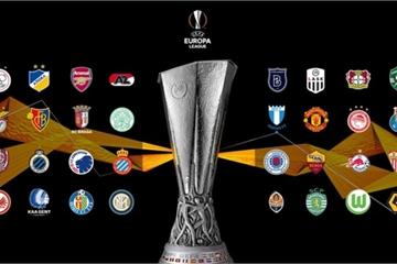 M.U phô trương thanh thế, Europa League xác định 32 cái tên đi tiếp