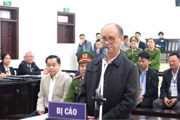 Đề nghị mức án cao nhất 27 năm tù cho cựu Chủ tịch Đà Nẵng