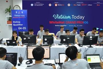 Những bất ngờ tại vòng sơ loại WhiteHat Grand Prix 06 do Việt Nam tổ chức