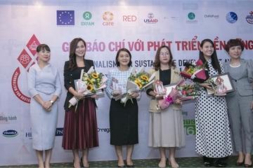 Trao giải Báo chí với phát triển bền vững 2019 và phát động cuộc thi năm 2020