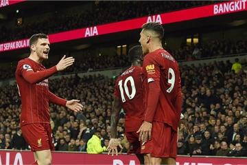 Liverpool lập những kỷ lục khó tin, HLV Jose Mourinho đổ lỗi cho trọng tài VAR