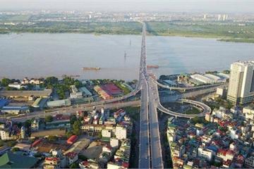 Hà Nội chi hơn 2.500 tỷ đồng triển khai dự án cầu Vĩnh Tuy - giai đoạn 2