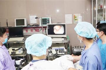 Ứng dụng ESD trong chữa trị ung thư trực tràng giai đoạn đầu