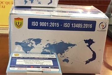 Việt Nam có thể sản xuất 30.000 bộ kit phát hiện virus SARS-COV-2 mỗi ngày