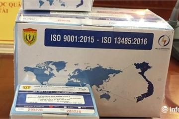 Kit test Covid-19: Việt Nam có đủ số lượng đáp ứng nhu cầu test nhanh