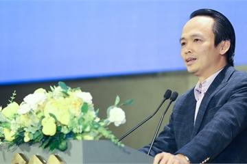 ROS tăng trần hai phiên liên tiếp sau khi miễn nhiệm ông Trịnh Văn Quyết