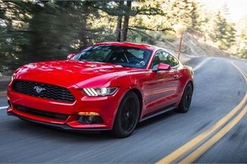"""""""Ngựa hoang"""" Mustang trở thành mẫu xe thể thao bán chạy nhất thế giới"""