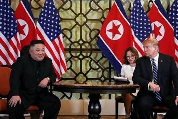 Donald Trump và Kim Jong Un sẽ ăn trưa với nhau trước khi ký tuyên bố chung