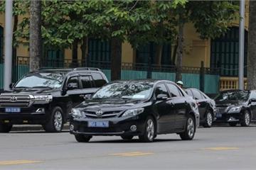 Từ 1/9, sử dụng xe công vào mục đích cá nhân bị phạt tiền lên đến 20 triệu đồng