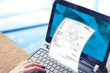 Cơ bản hoàn thành áp dụng hóa đơn điện tử tại các thành phố lớn trong năm 2019