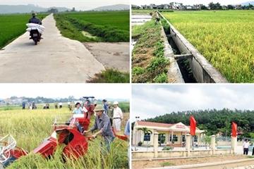 Hàng loạt khó khăn trong xây dựng nông thôn mới ở Cao Bằng