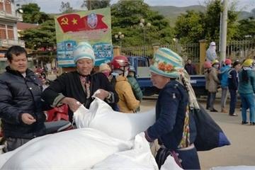 Chính phủ xuất cấp gạo cho 2 tỉnh dịp Tết Nguyên đán 2020 và khắc phục bão lũ