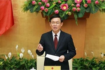 PTT Vương Đình Huệ: Sau khi xây dựng đề án vị trí việc làm đều tăng biên chế
