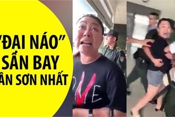 """Phạt nữ cảnh sát """"đại náo"""" sân bay: Lại là 200.000 đồng bức xúc, khôi hài"""